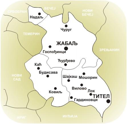 titel mapa Šajkaška :: Magazin Ravnica :: titel mapa