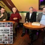 Представљена Илустрована енциклопедија рок музике у Војводини 1963 – 2013 аутора Богомира Богице Мијатовића
