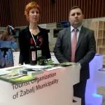 Општина Жабаљ наступа на Сајму туризма у Љубљани