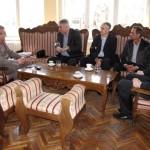Генерал полиције Миливој Мирков у посети општини Тител