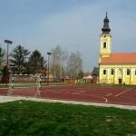 Основна школа Исидора Секулић у Шајкашу добила школско игралиште