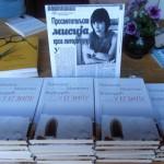 Љиљана Малетин Војводић поклонила књиге тителским матурантима