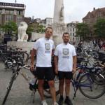 До Амстердама 2000 километара, а сада назад још петнаестак дана
