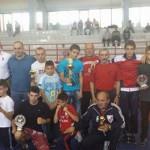 Одржано Појединачно првенство Војводине у боксу 20. и 21. јуна 2014. у Жабљу
