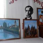 На првој изложби Сликари у нашем граду изложено 130 радова