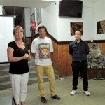 У средњој школи у Тителу отворена изложба пирографских радова