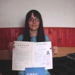 Јелену Гаврић из Шајкаша у Пекингу школује кинеска држава
