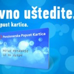 Попуст картица за пензионере у ПерСу маркетима