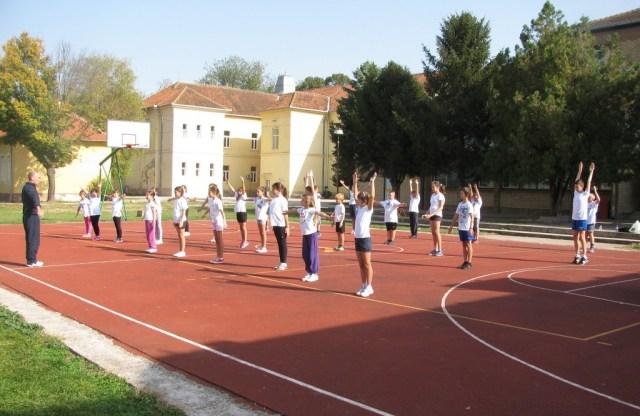 zabalj skolski sport