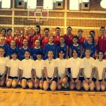 Младе Шајкашанке општинске првакиње у одбојци
