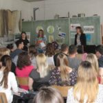 Сат за нашу планету у средњој школи у Тителу
