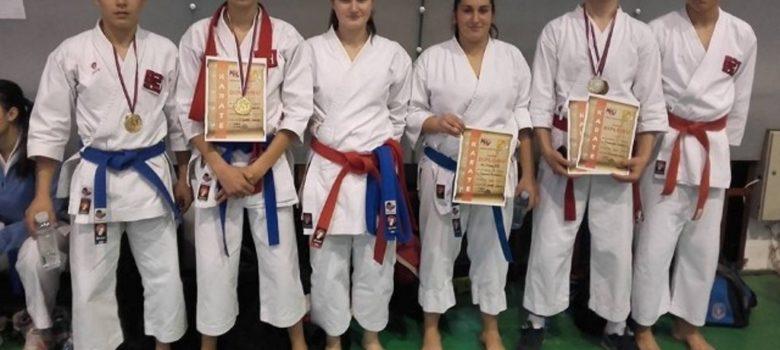 karate klub borac 021 sajkas