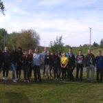 Aкција Очистимо Србију у средњој школи у Тителу