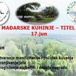 Манифестација Дан мађарске кухиње – Тител 2017
