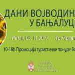 Дани Војводине у Бања Луци 2017