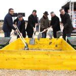 Положен камен темељац за изградњу погона за прераду поврћа у Госпођинцима