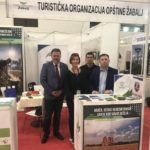 Туристичкa организација општине Жабаљ на Сајму туризма у Лукавцу