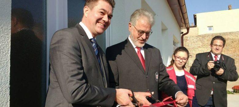 crveni krst titel otvaranje nove zgrade