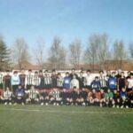 Пријатељска фудбалска утакмица пионира