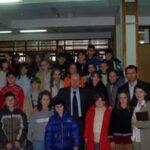 Заменик директора Народне канцеларије у посети ОШ у Тителу