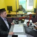 Радио Тиса Жабаљ – једносатно гостовање председника општине Жабаљ