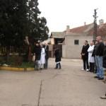 Одржан штрајк упозорења због Закона о раду