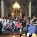 Прослава празника Светог Саве и слава Дечјег хора у Жабљу