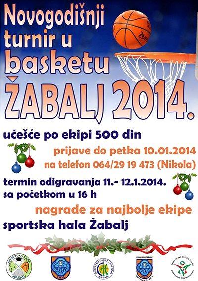 novogodisnji turnir basket zabalj