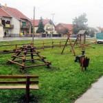 Ново дечје игралиште испред Брвнаре