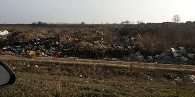 deponija djubre smece gardinovci