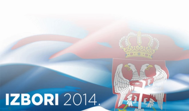 izbori srbija 2014
