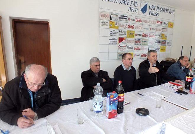 konferencija klubova vojvodjanske lige zapad