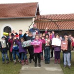 Деца из Чуруга и Новог Сада обрадовала своје вршњаке на Косову и Метохији