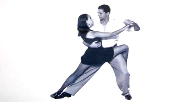plesna obuka zabalj
