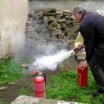 Како употребити противпожарни апарат