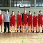 Жабаљски кошаркаши први на окружном такмичењу за основце
