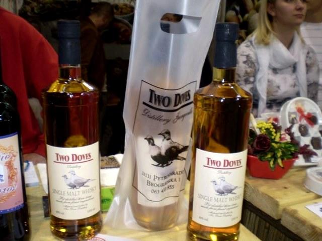 srpski viski djurdjevo