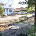 Градња канализације у Будисави