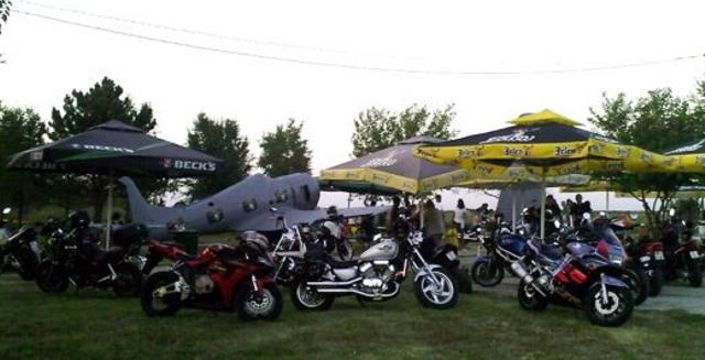 moto klub eskadrila gospodjinci