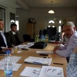 Одржан радни састанак пројектног тима и пројектних партнера