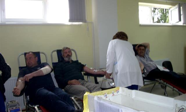 dobrovoljni davaoci krvi titel