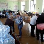 Титељани прикупили помоћ становништву угроженом поплавама