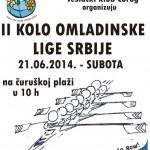 II коло Омладинске лиге Србије