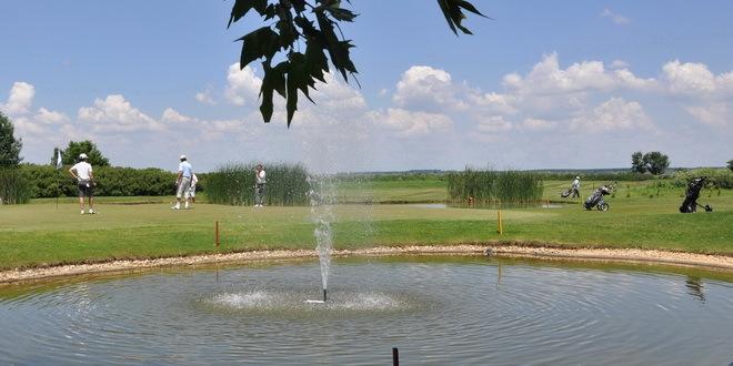 golf zabalj turnir