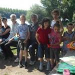 Организован час у природи за децу са сметњама у развоју