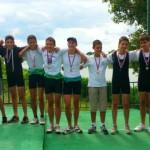 Омладинска лига Србије II коло