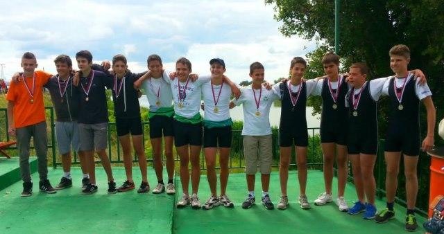 omladinska liga srbije curug 2014