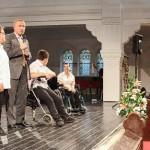 Срца у хармонији у Новосадској синагоги