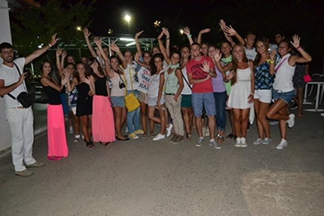 srednjoskolci zabalj letovanje grcka 2014