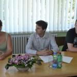 Победници са СОШОВ-а у Сомбору на пријему у општини Жабаљ